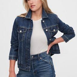Icon Denim Jacket With Washwell™   Gap (US)