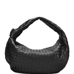 The Jodie Large Intrecciato Woven Leather Hobo Bag | Neiman Marcus