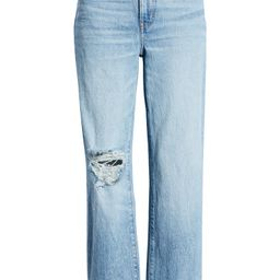 The Perfect Vintage Full Length Straight Leg Jeans   Nordstrom
