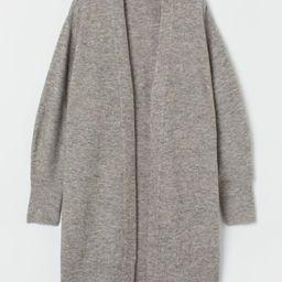 Long Cardigan | H&M (US)