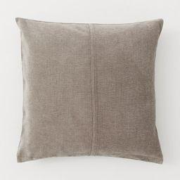 Chenille Cushion Cover   H&M (US)