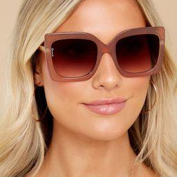 Dynasty Coffee Sunglasses | Red Dress