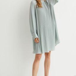 Pleated Dress | H&M (US)
