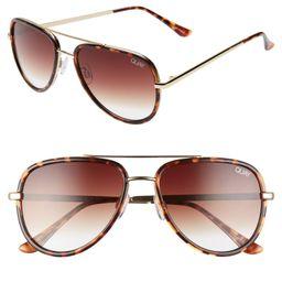 All In 52mm Mini Aviator Sunglasses   Nordstrom