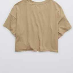 OFFLINE Cropped T-Shirt   American Eagle Outfitters (US & CA)