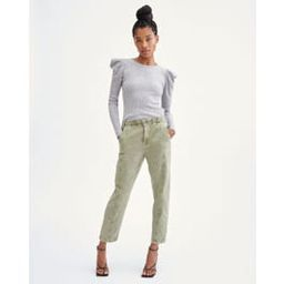 Slim Jogger in Military Green | 7 For All Mankind