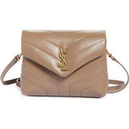 Toy Loulou Quilted Leather Crossbody Bag   Nordstrom