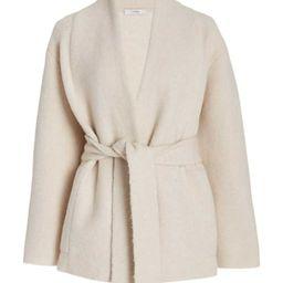 Belted Wool-Blend Cardigan Coat | Moda Operandi (Global)