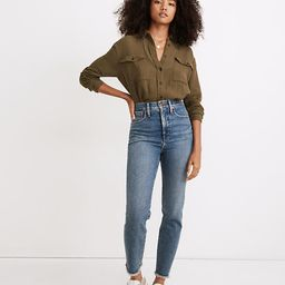 The Momjean in Foster Wash   Madewell