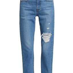 Wedgie Icon Fit Jeans | Saks Fifth Avenue