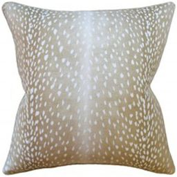 DOE FAWN PILLOW   Alice Lane Home Collection
