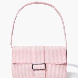 Corduroy Shoulder Bag | Forever 21 (US)
