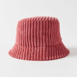 Wide Wale Corduroy Bucket Hat | Urban Outfitters (US and RoW)