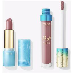 tarte H2O Lipgloss and Lipstick 2-Piece Set | QVC