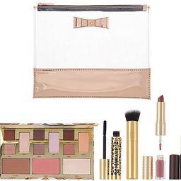 tarte tartelette 5-Piece Makeup Bag Must-Haves | QVC