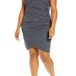 Ruched Sleeveless Jersey Dress   Nordstrom   Nordstrom
