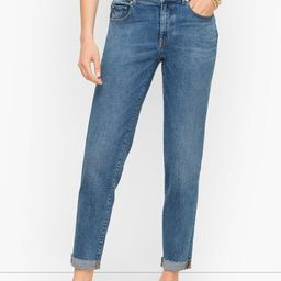 Everyday Relaxed Jeans - Eventide Wash | Talbots
