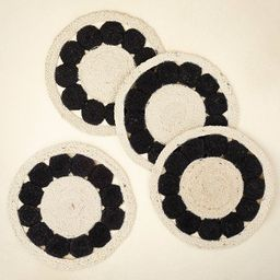 4pk Jute Placemats - Opalhouse™ designed with Jungalow™ | Target