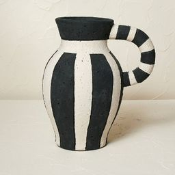 "12.5"" x 11"" Single Handle Vase - Opalhouse™ designed with Jungalow™   Target"