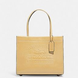 Buy Now Cashin Carry Tote 22 | Coach (US)