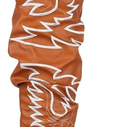 Cape Robbin Kelsey-21 Cowboy Boots Women, Over The Knee Western Cowgirl Boots with Chunky Block H...   Amazon (US)