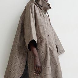Oversized Raincoat | H&M (US)