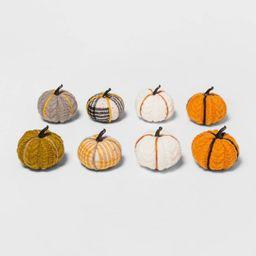 8ct Harvest Mini Pumpkins - Hyde & EEK! Boutique™   Target