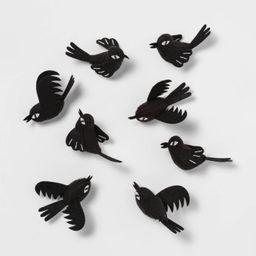 Harvest Fabric Crow Decorative Set - Hyde & EEK! Boutique™   Target