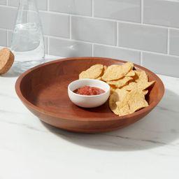 2pc Ceramic Signature Chip and Dip Serving Bowl - Threshold™   Target