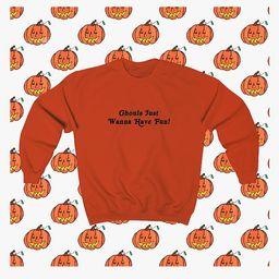 Ghouls Just Wanna Have Fun Sweatshirt, Halloween Sweatshirt, Retro Halloween, Retro Crewneck, Hal... | Etsy (US)