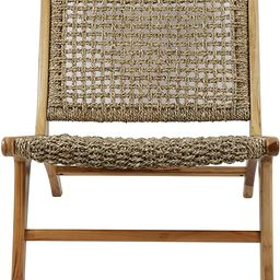 Décor Therapy London Chair, Natural   Amazon (US)