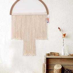 "Macrame Wall Hanging Round Hoop Circle Handmade Home Wall Décor,20"" Diameter   Amazon (US)"