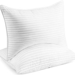 Beckham Hotel Collection Bed Pillows for Sleeping - Queen Size, Set of 2 - Cooling, Luxury Gel Pi...   Amazon (US)