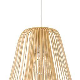 Kouboo 1050108 Bamboo Pendant Ceiling Lamp, Light Brown   Amazon (US)