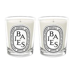 Diptyque Baies Candle-6.5 oz. (Pack of 2.) | Amazon (US)