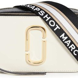 The Marc Jacobs Women's Snapshot Camera Bag, New Cloud White Multi, One Size | Amazon (US)