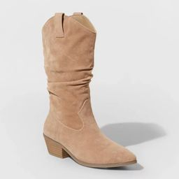 Women's Adaline Western Boots - Universal Thread™ | Target