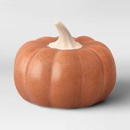 Small Ceramic Pumpkin Orange - Threshold™ | Target