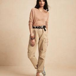 Sweater Top with Silk   Banana Republic (US)