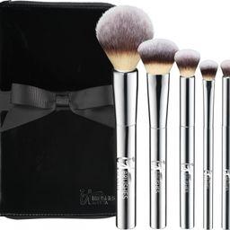 IT Brushes For ULTA Your Beautiful Basics Airbrush 101 5 Pc Makeup Brush Set | Ulta Beauty | Ulta