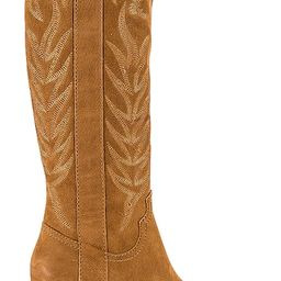 Solei Boot in Whiskey   Revolve Clothing (Global)