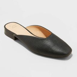 Women's Alayah Mules - A New Day™   Target