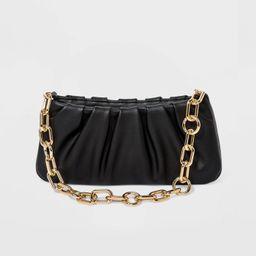Shoulder Bag - A New Day™ Black   Target