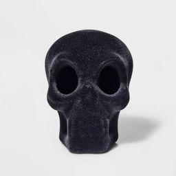 Small Skull Halloween Decorative Sculpture - Hyde & EEK! Boutique™ | Target