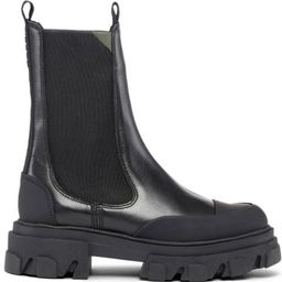 chunky leather Chelsea boots | Farfetch (UK)