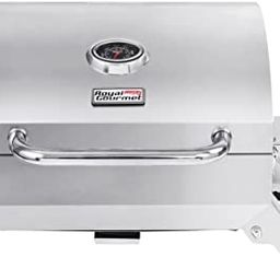 Royal Gourmet GT1001 Stainless Steel Portable Grill, 10000 BTU BBQ Tabletop Gas Grill with Foldin... | Amazon (US)