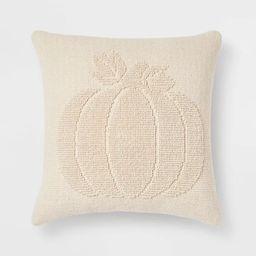 Loop Pumpkin Throw Pillow - Threshold™   Target
