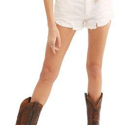 Loving Good Vibrations Cutoff Denim Shorts | Nordstrom