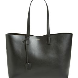 Shopping Leather Tote   Nordstrom