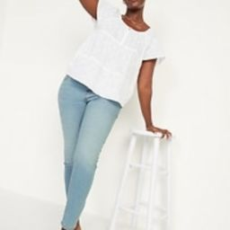 Mid-Rise Super Skinny Jeans for Women   Old Navy (US)